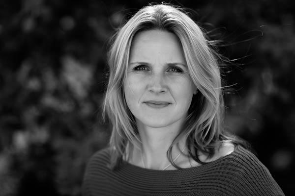 Författaren Annika Billberg. Foto: Lena Larsson.